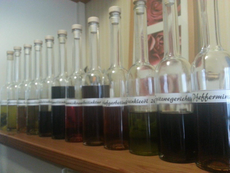 Grundrezept Kräuteröl