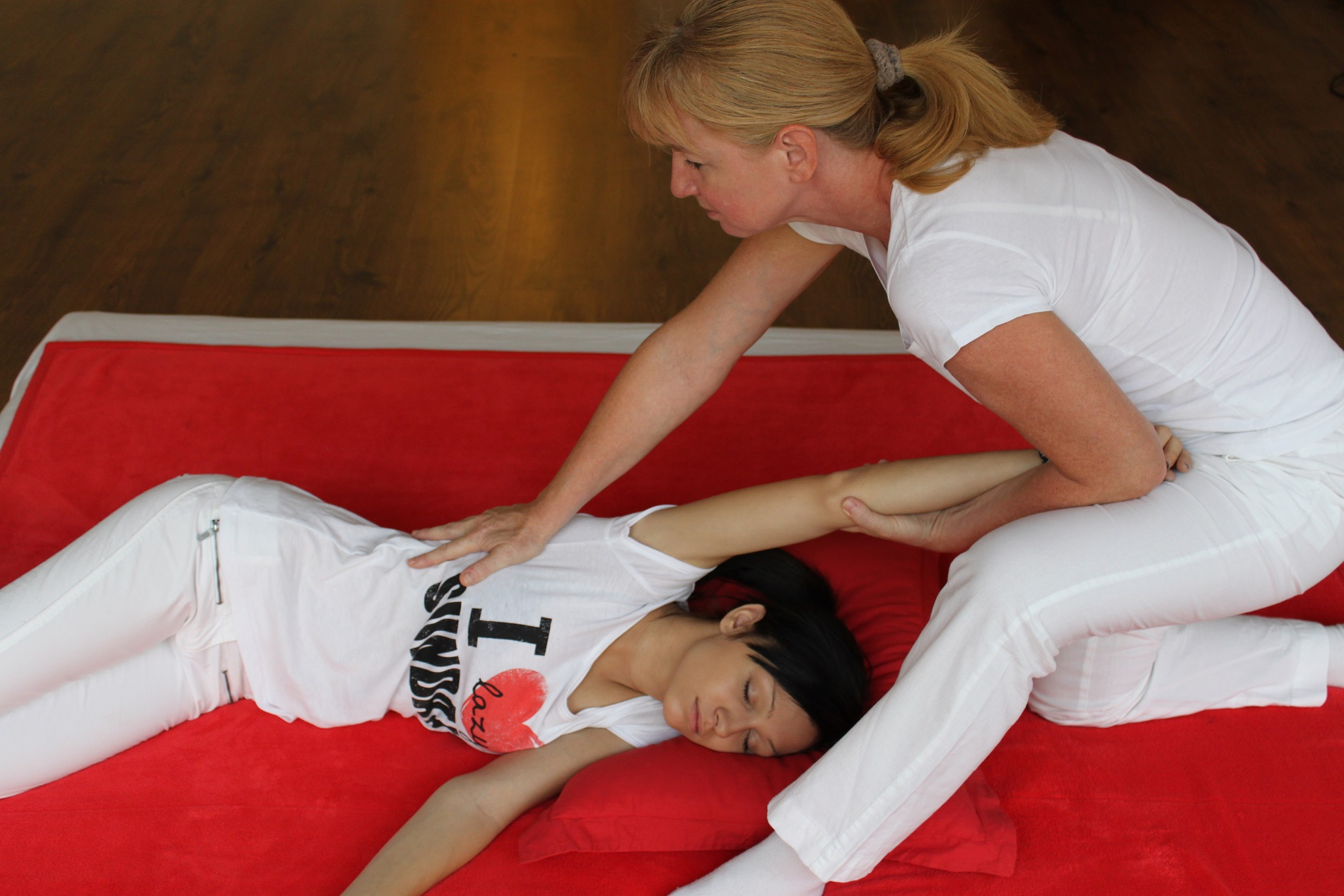 SHIATSU-PARTNER WORKSHOP