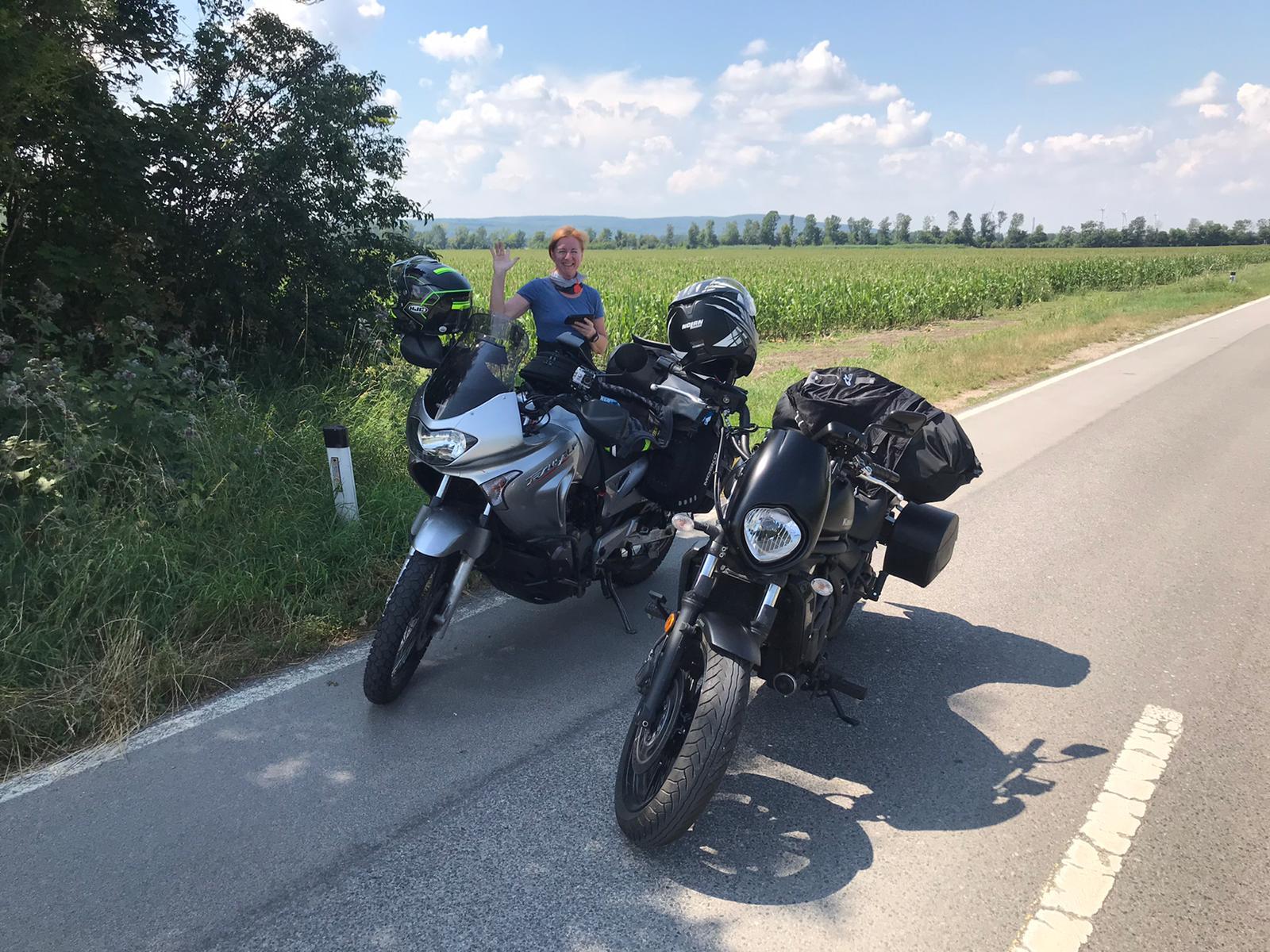 Motorradtour Juli 2020